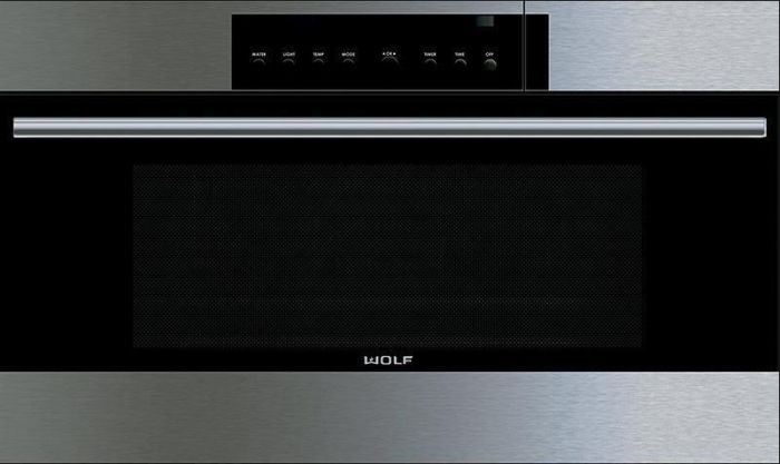 Wolf Steam Combi Oven ICBCSO30TE-S-TH - Stainless Steel Image 1