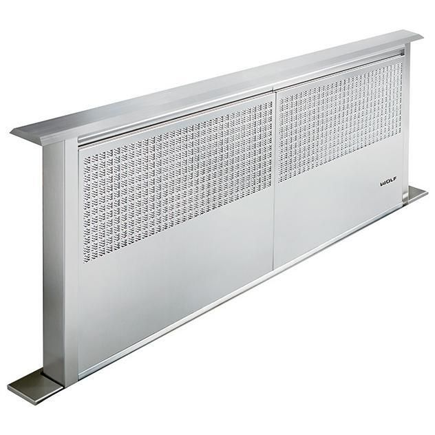 Wolf Down Draft Extractor ICBDD30 - Stainless Steel Image 1