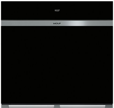 Wolf Single Oven Electric ICBSO30CM-B - Black Image 1