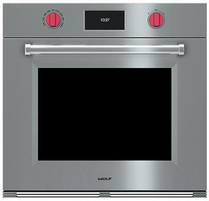Wolf Single Oven Electric ICBSO30PM-S-PH - Stainless Steel Image 1