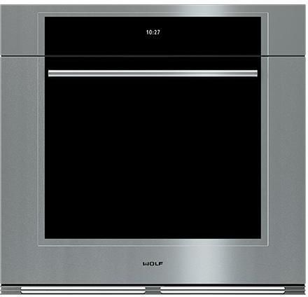 Wolf Single Oven Electric ICBSO30TM-S-TH - Stainless Steel Image 1