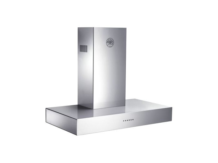 Bertazzoni Chimney Hood K90-CON-X-A - Stainless Steel Image 1