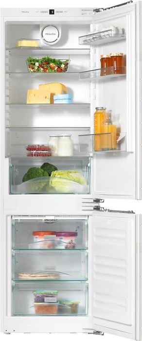 Miele Built In Fridge Freezer Frost Free KFN37232ID - Fully Integrated Image 1