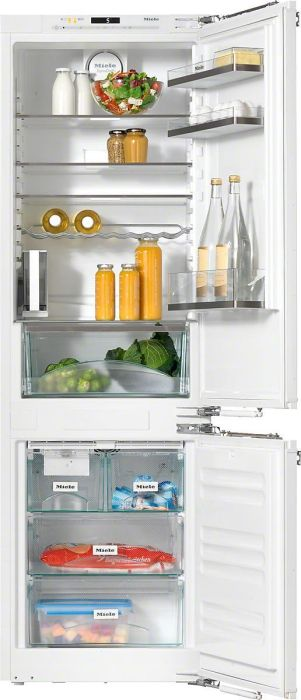 Miele Built In Fridge Freezer Frost Free KFN37452IDE - Fully Integrated Image 1