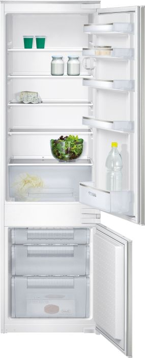 Siemens Built In Fridge Freezer KI38VX22GB - Fully Integrated Image 1