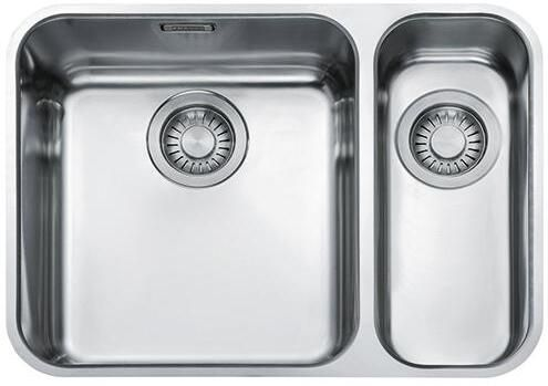 Franke 1.5 Bowl Sink LAX16036RSB - Stainless Steel Image 1