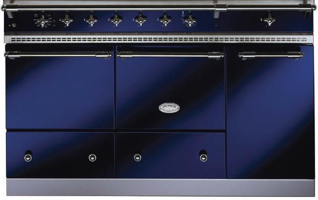 Lacanche Range Cooker Dual Fuel LCF1452EED - Various Colours Image 1