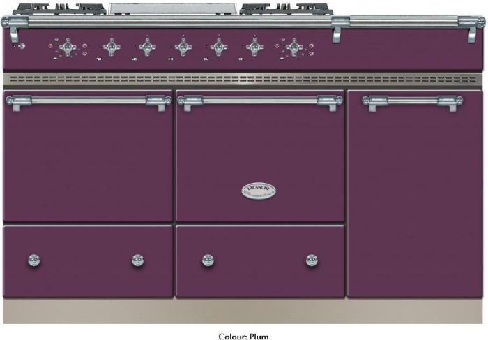 Lacanche Range Cooker Dual Fuel LCF1452GD - Various Colours Image 1
