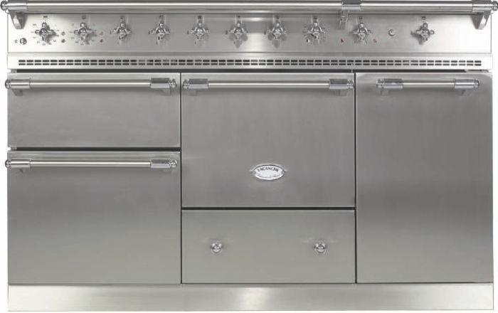 Lacanche Range Cooker Dual Fuel LCF1453GED - Various Colours Image 1