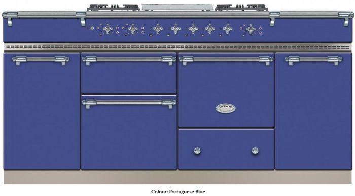 Lacanche Range Cooker Dual Fuel LCF1853CT - Various Colours Image 1