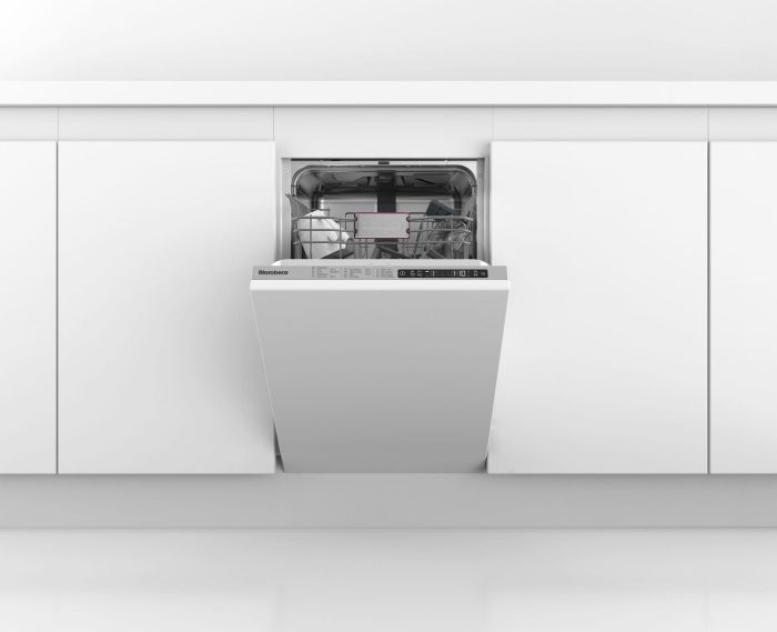 Blomberg Built In 45 Cm Dishwasher Fully LDV02284 - Fully Integrated Image 1
