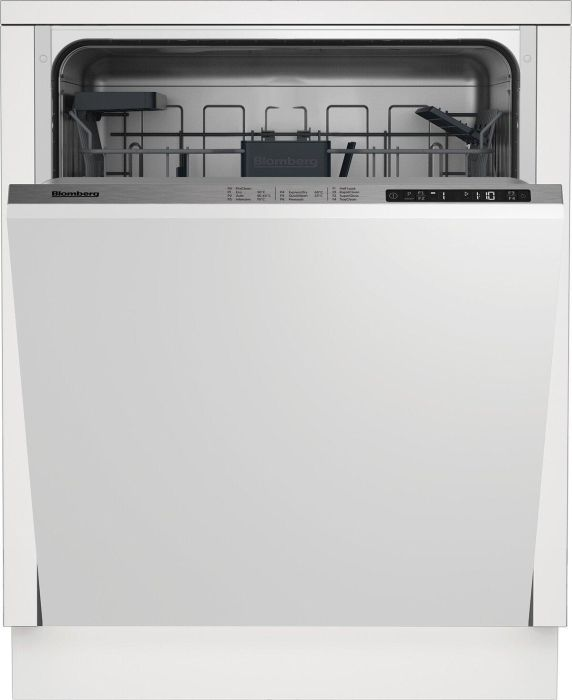 Blomberg Built In 60 Cm Dishwasher Fully LDV42221 - Fully Integrated Image 1