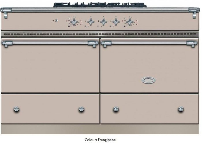 Lacanche Range Cooker Dual Fuel LG1432CT - Various Colours Image 1