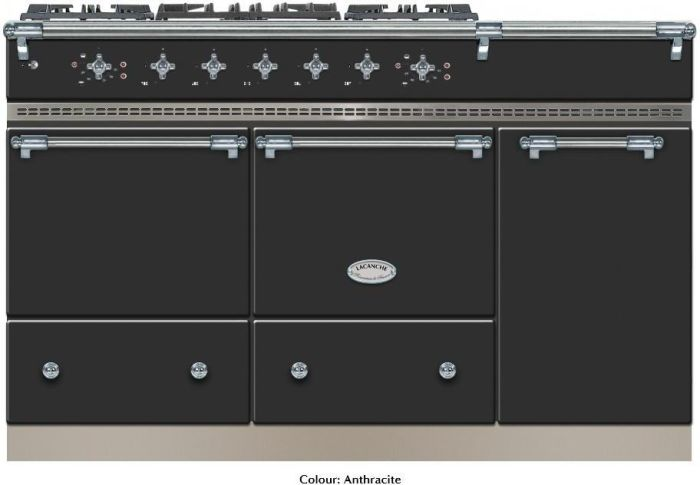 Lacanche Range Cooker Dual Fuel LG1452GD - Various Colours Image 1