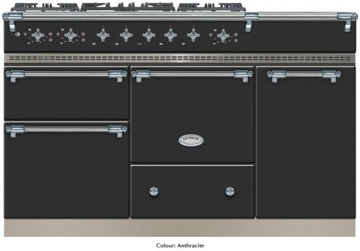 Lacanche Range Cooker Dual Fuel LG1453EED - Various Colours Image 1