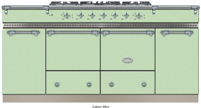 Lacanche Range Cooker Dual Fuel LG1852CT - Various Colours Image 1
