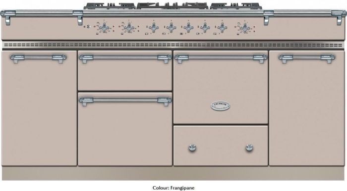 Lacanche Range Cooker Dual Fuel LG1853CT - Various Colours Image 1