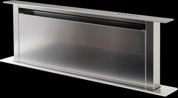 Westin Down Draft Extractor LISSER-880-PB-SS - Stainless Steel Image 1