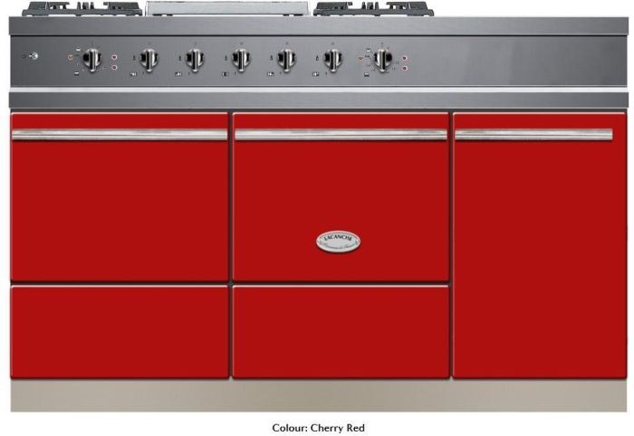 Lacanche Range Cooker Dual Fuel LMCF1452GED - Various Colours Image 1