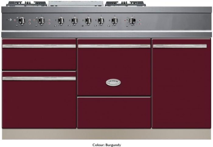Lacanche Range Cooker Dual Fuel LMCF1453GED - Various Colours Image 1