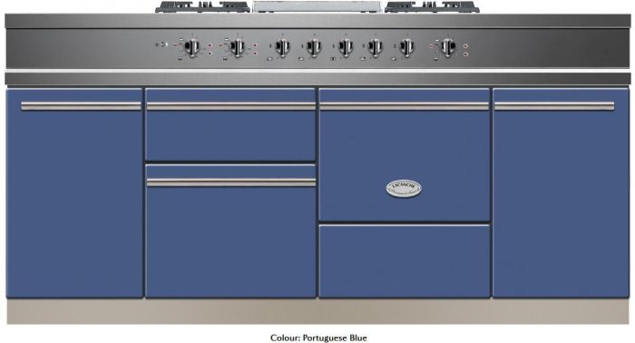 Lacanche Range Cooker Dual Fuel LMCF1853CT - Various Colours Image 1