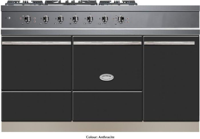 Lacanche Range Cooker Dual Fuel LMG1452EED - Various Colours Image 1