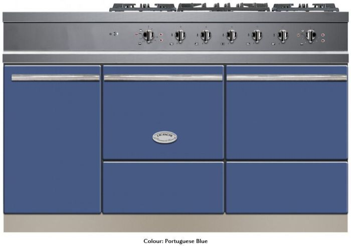 Lacanche Range Cooker Dual Fuel LMG1452EEG - Various Colours Image 1