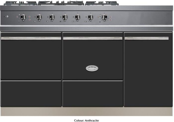 Lacanche Range Cooker Dual Fuel LMG1452GD - Various Colours Image 1