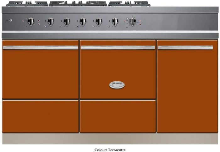 Lacanche Range Cooker Dual Fuel LMG1452GED - Various Colours Image 1