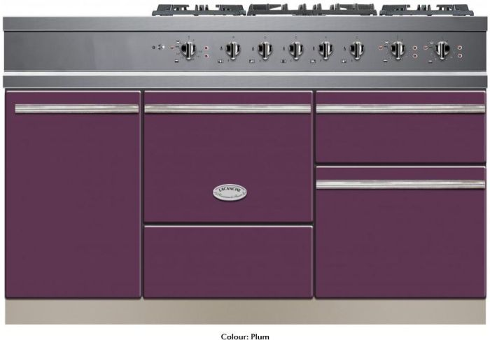 Lacanche Range Cooker Dual Fuel LMG1453EEG - Various Colours Image 1
