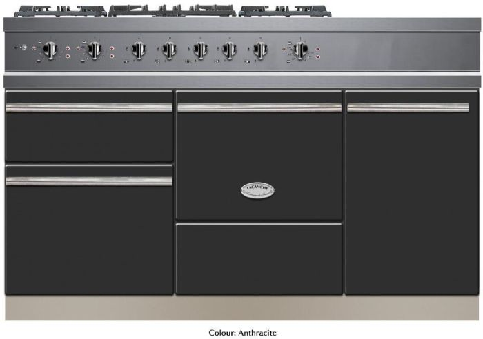 Lacanche Range Cooker Dual Fuel LMG1453GED - Various Colours Image 1