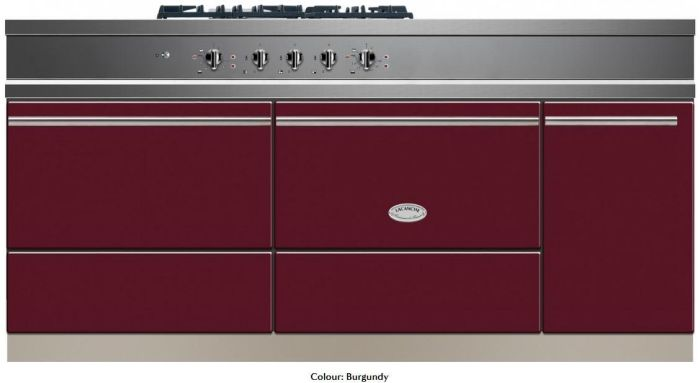 Lacanche Range Cooker Dual Fuel LMG1832EED - Various Colours Image 1