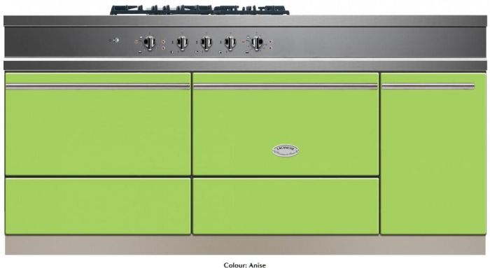 Lacanche Range Cooker Dual Fuel LMG1832GED - Various Colours Image 1