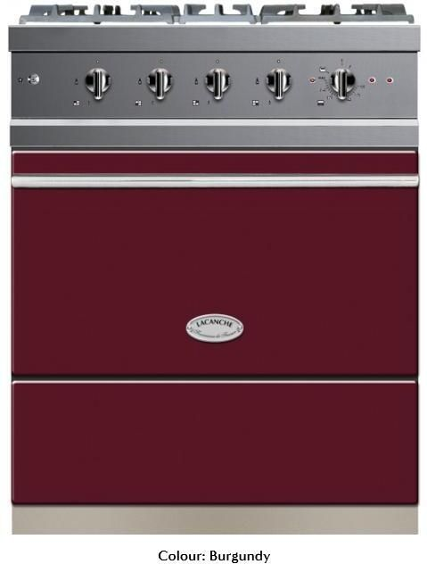 Lacanche Range Cooker Dual Fuel LMG741CT - Various Colours Image 1