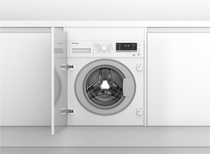 Blomberg Built In Washer Dryer Fully LRI285411 - Fully Integrated Image 1