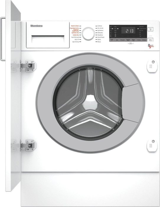 Blomberg Built In Washer Dryer Fully LRI2854310 - Fully Integrated Image 1