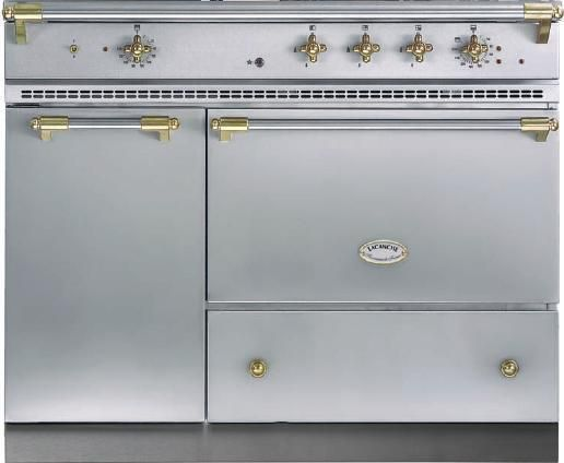 Lacanche Range Cooker Induction LVI1132EG - Various Colours Image 1