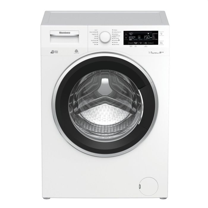 Blomberg Freestanding Washing Machine LWF4114421W - White Image 1