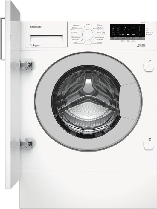 Blomberg Built In Washing Machine Fully LWI284410 - Fully Integrated Image 1