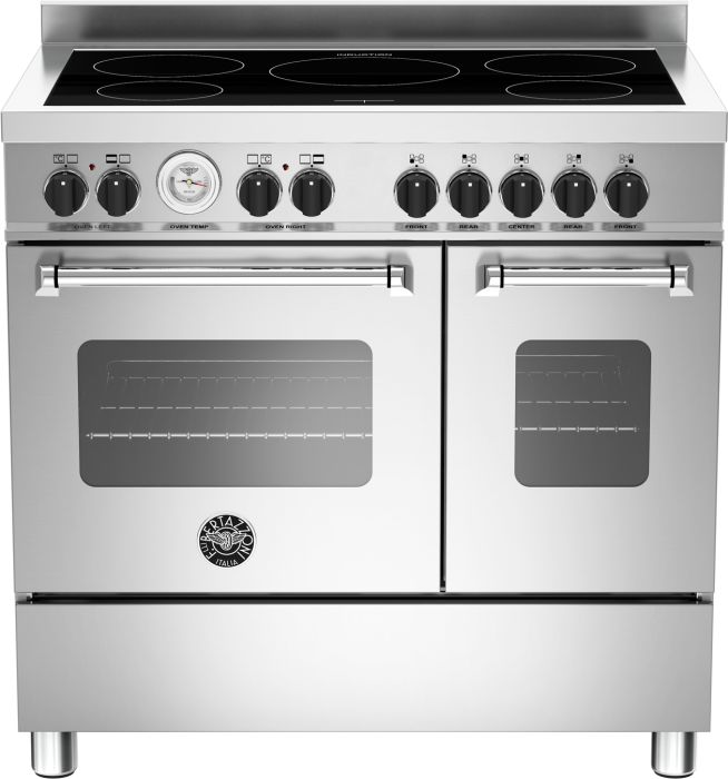 Bertazzoni Range Cooker Induction MAS90-5I-MFE-D - Various Colours Image 1