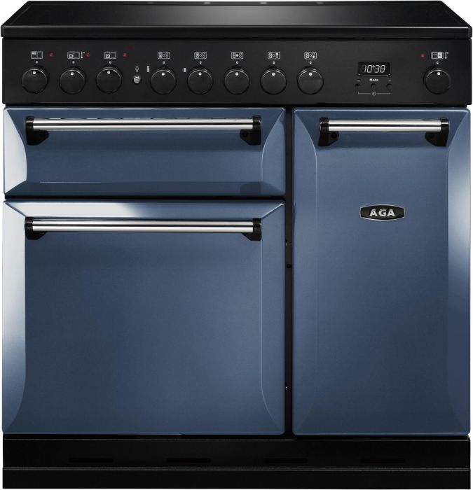 AGA Masterchef Range Cooker Induction MDX90EI - Various Colours Image 1