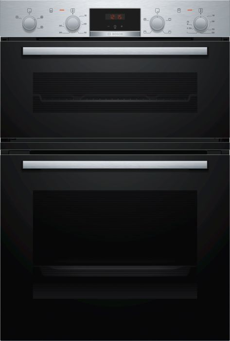 Bosch Double B/I Oven Electric MHA133BR0B - Stainless Steel Image 1