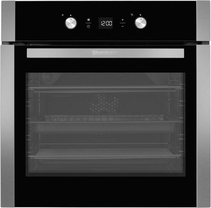 Blomberg Single Oven Electric OEN9302X - Stainless Steel Image 1