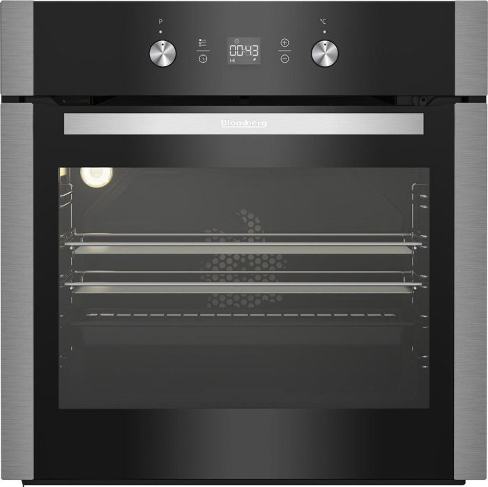 Blomberg Single Oven Electric OEN9331XP - Stainless Steel Image 1
