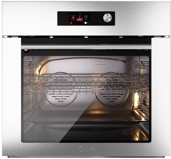 Ilve Single Oven Electric OV30SLT3 - Stainless Steel Image 1