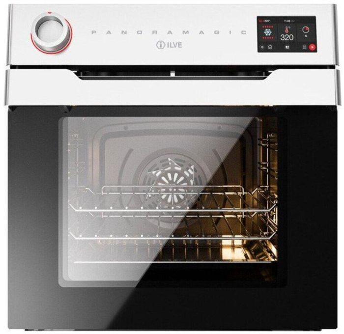 Ilve Single Oven Electric OV60PMT3 - Stainless Steel Image 1