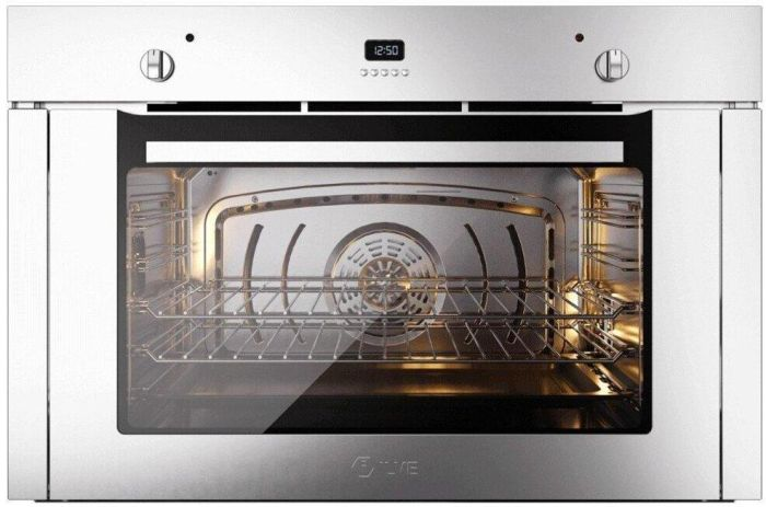 Ilve Single Oven Electric OV90SLKMP - Stainless Steel Image 1