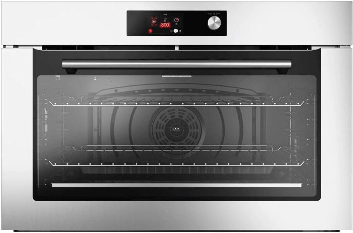 Ilve Single Oven Electric OV91SLT3 - Stainless Steel Image 1
