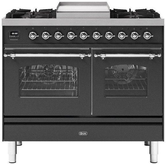 Ilve Range Cooker Dual Fuel PD10FNE3 - Various Colours Image 1