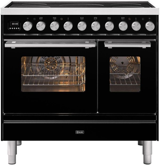 Ilve Range Cooker Induction PDI09WE3 - Various Colours Image 1